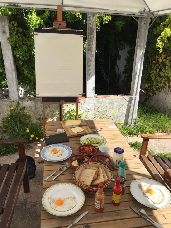 Breakfast Meetings Begin