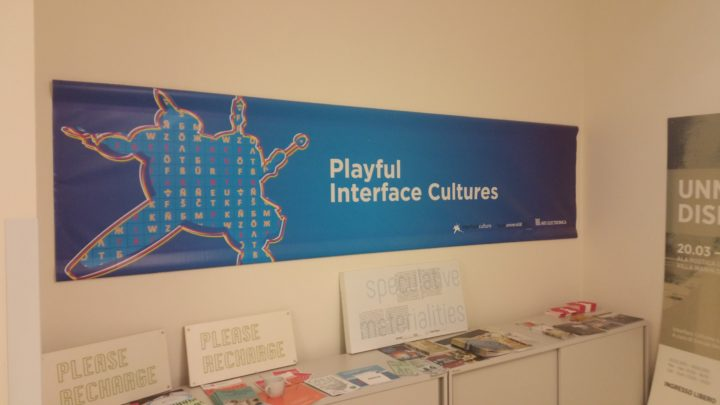 Visiting old friends at Interface Cultures and FH-Salzburg